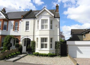 Thumbnail 4 bedroom semi-detached house for sale in Kingsfield Road, Watford