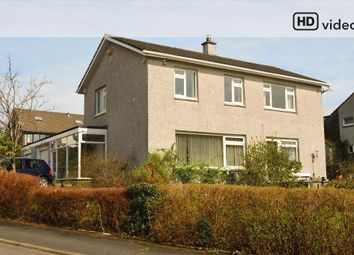 Thumbnail 4 bed detached house for sale in Barclay Drive, Helensburgh