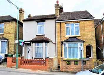 Thumbnail 3 bed semi-detached house for sale in Charles Street, Maidstone