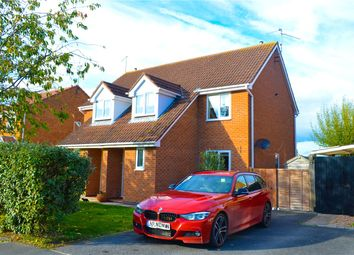 Thumbnail 3 bed semi-detached house for sale in Beaufort Drive, Bourne