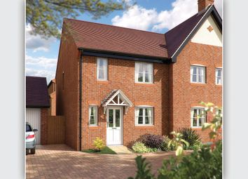 "Thumbnail 3 bedroom property for sale in ""The Southwold"" at Trench Lock, Hadley, Telford"