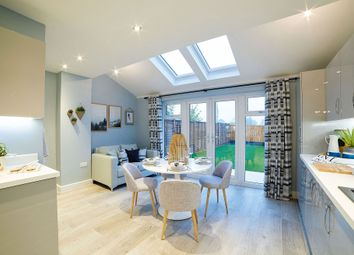 """Thumbnail 3 bed semi-detached house for sale in """"The Acton"""" at High Street, Sandhurst"""