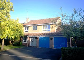 Thumbnail 4 bed detached house for sale in Farm Lees, Charfield, Wotton-Under-Edge