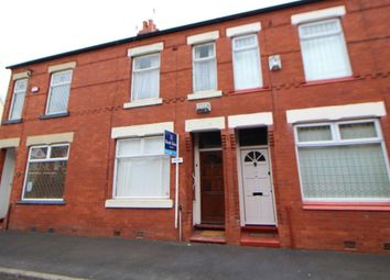 Thumbnail 2 bed terraced house for sale in St. Agnes Street, Reddish, Stockport