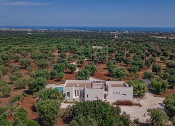 Thumbnail 4 bed villa for sale in Luxury Villa With Sea View, Carovigno, Puglia, Italy