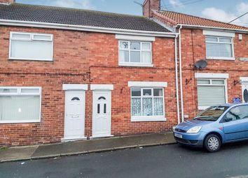 Thumbnail 2 bed terraced house for sale in Stewart Street, Easington Colliery, Peterlee