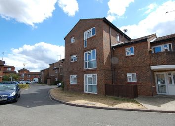 Thumbnail 1 bed flat for sale in Stanborough Close, Hampton