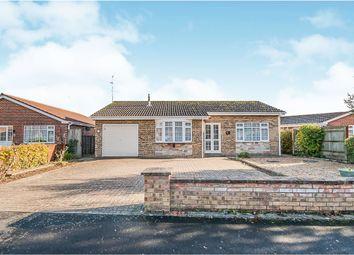 Thumbnail 2 bed detached bungalow for sale in Woodlands, Long Sutton, Spalding