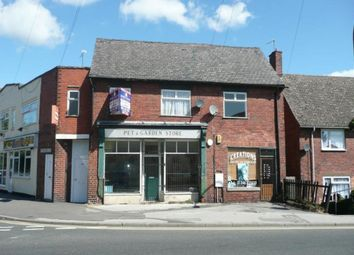 Thumbnail 1 bed flat to rent in Heath Road, Holmewood, Chesterfield