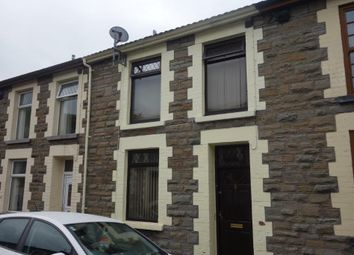 Thumbnail 3 bed terraced house to rent in Treasure Street, Treorchy