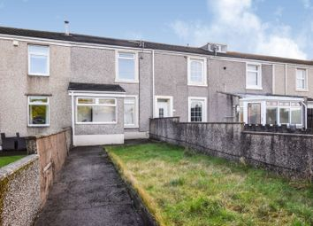 Thumbnail 2 bed terraced house for sale in Railway Terrace, Moor Row
