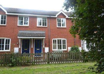 Thumbnail 3 bedroom terraced house to rent in Gurdon Road, Grundisburgh, Woodbridge