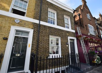 Thumbnail 3 bed terraced house for sale in Longmoore Street, London