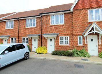 Thumbnail 2 bed terraced house for sale in Longhurst Avenue, Horsham, West Sussex.