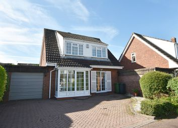 Thumbnail 3 bed detached house for sale in Shotteswell Road, Shirley, Solihull