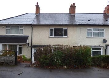 Thumbnail Property for sale in Cleeve Rd, Yardley Wood, Birmingham, West Midlands