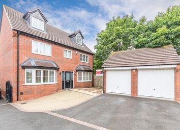 Thumbnail 5 bedroom detached house for sale in Limestone Close, Aldridge, Walsall, West Midlands