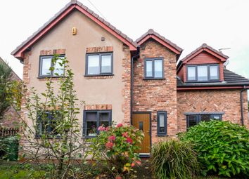Thumbnail 4 bed detached house to rent in West Hyde, Lymm