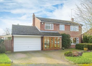 Thumbnail 4 bed detached house for sale in Chestnut Close, Dagnall, Berkhamsted