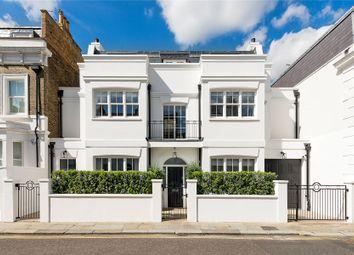 Thumbnail 6 bedroom terraced house for sale in Shawfield Street, Chelsea, London