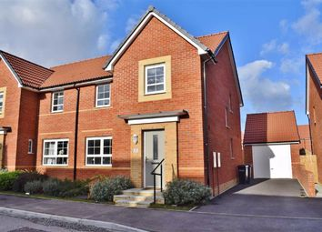 Thumbnail 4 bed semi-detached house for sale in Hickory Way, Chippenham, Wiltshire