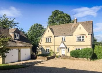 Thumbnail 5 bed detached house for sale in The Pyghtell, Luckington, Chippenham