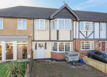 Thumbnail 3 bedroom terraced house to rent in Hersham Road, Hersham, Walton-On-Thames