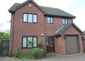 Thumbnail 4 bed detached house for sale in 6B Tudor Court, Undy, Monmouthshire