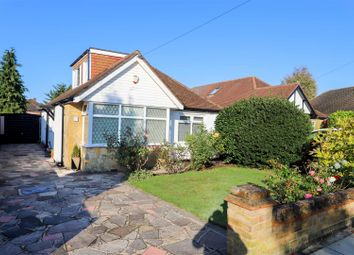 Thumbnail 3 bed detached bungalow for sale in Chiltern Close, Bushey Road, Ickenham, Uxbridge
