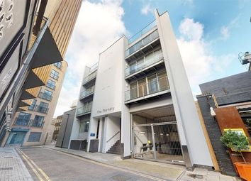 Thumbnail 3 bed flat to rent in Dareham Place, Shoreditch