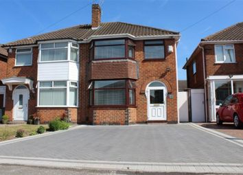 Thumbnail 3 bed semi-detached house for sale in Wyckham Road, Castle Bromwich, Birmingham