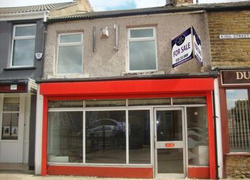 Thumbnail Commercial property for sale in 4 King Street, Spennymoor, Co Durham