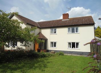 Thumbnail 5 bed property for sale in Ward Green, Old Newton, Stowmarket