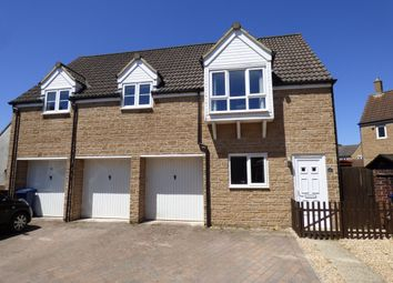 Thumbnail 3 bed maisonette for sale in Wren Place, Gillingham, Dorset
