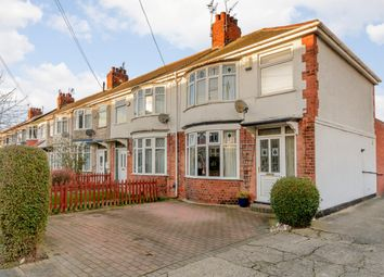 Thumbnail 3 bed end terrace house for sale in Newington Avenue, Hull, Kingston Upon Hull
