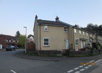 Thumbnail 2 bed end terrace house to rent in Wye's Green, Redbrook, Monmouth