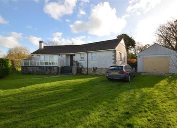 Thumbnail 3 bed detached bungalow for sale in Mutton Hill, Connor Downs, Hayle, Cornwall
