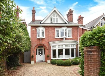 Thumbnail 6 bedroom detached house for sale in The Mount, Caversham, Reading