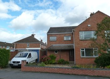 Thumbnail 3 bed semi-detached house for sale in Goodmoor Crescent, Churchdown, Gloucester