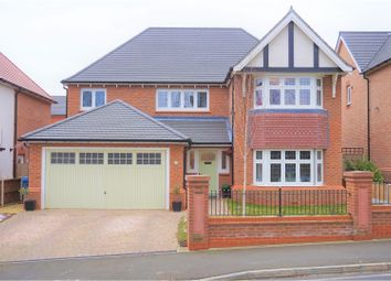 Thumbnail 4 bed detached house for sale in Heath Road, Liverpool