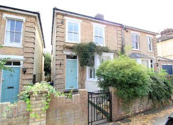 Thumbnail 3 bed semi-detached house for sale in Alpe Street, Ipswich
