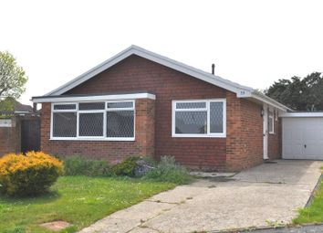 Thumbnail 3 bedroom detached bungalow for sale in Pinewood Close, Eastbourne