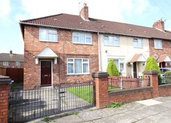 Thumbnail 3 bed end terrace house for sale in Drakefield Road, Liverpool, Merseyside