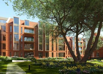Thumbnail 3 bedroom flat for sale in Hampstead Manor, Kidderpore Avenue, Hampstead, London