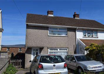 Thumbnail 2 bed semi-detached house for sale in Heol Maendy, North Cornelly, Bridgend