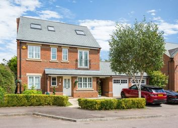Thumbnail 5 bedroom detached house for sale in Farm Crescent, London Colney, St.Albans