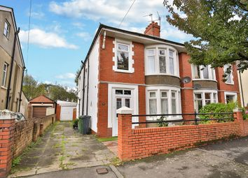 4 bed semi-detached house for sale in Fidlas Avenue, Llanishen, Cardiff CF14