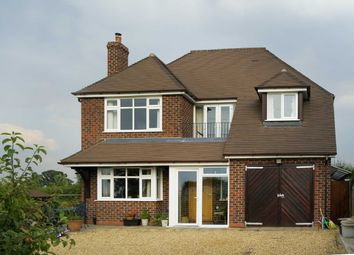 Thumbnail 3 bed detached house for sale in Pontesbury, Shrewsbury