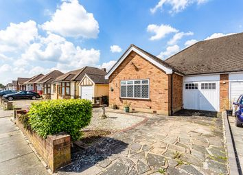Thumbnail 2 bed semi-detached bungalow for sale in Newhall Drive, Harold Wood, Romford