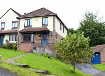 Thumbnail 4 bed detached house for sale in Tennyson Way, Killay, Swansea